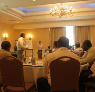picture of project management training
