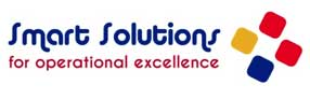 Smart Solutions: for operational  excellence Logo